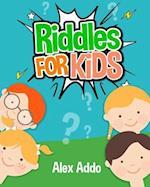 Riddles for Kids af Alex Addo