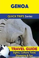 Genoa Travel Guide (Quick Trips Series)