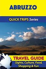 Abruzzo Travel Guide (Quick Trips Series)