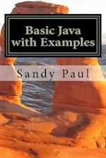 Basic Java with Examples