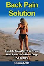 Back Pain Solution
