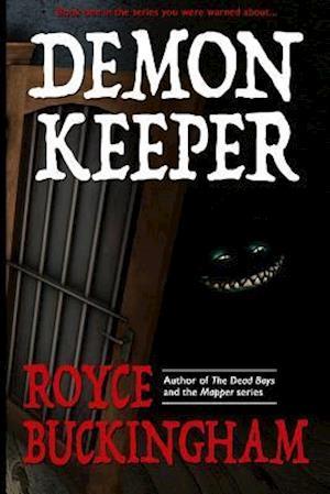 Bog, paperback Demon Keeper af Royce Buckingham