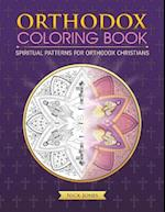 Orthodox Coloring Book