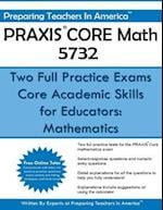 Praxis Core Math 5732 af Preparing Teachers in America