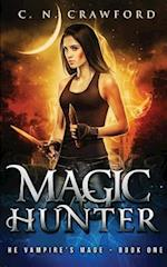 Magic Hunter af C. N. Crawford