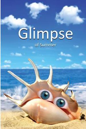 Bog, paperback Glimpse of Summer af Lisa Mathisen
