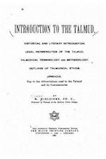 Introduction to the Talmud. Historical and Literary Introduction af M. Mielziner