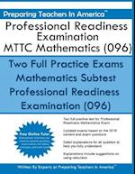 Professional Readiness Examination Mttc Mathematics (096) af Preparing Teachers in America