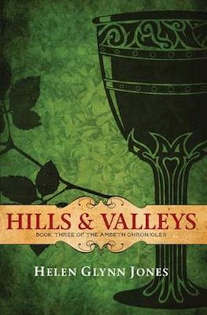 Bog, paperback Hills and Valleys af Helen Jones