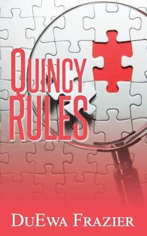 Bog, paperback Quincy Rules af Duewa Frazier