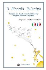 Il Piccolo Principe - Bilingue Italiano-Francese af Antoine de Saint-Exupery, Jacopo Gorini