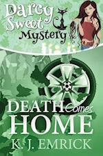 Death Comes Home af K. J. Emrick