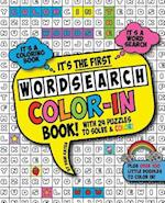 The First Word Search Color-In Book af Dani Kates