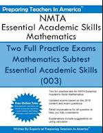 Nmta Essential Academic Skills Mathematics