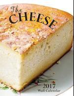The Cheese 2017 Wall Calendar