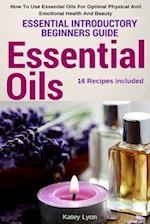 Essential Oils af Katey Lyon