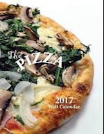 The Pizza 2017 Wall Calendar