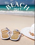 The Beach 2017 Wall Calendar