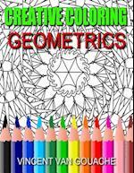 Creative Coloring - Geometrics af Vincent Van Gouache