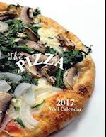 The Pizza 2017 Wall Calendar (UK Edition)