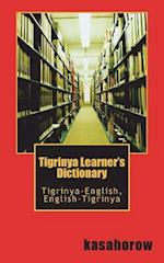 Tigrinya Learner's Dictionary