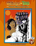 Chimps & Tikis and Raven-Haired Beauties af Robert Jimenez