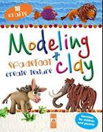 Modeling Clay + Spadefoot + Create Texture