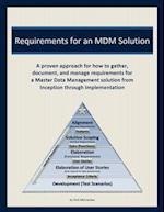 Requirements for an MDM Solution