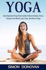 Yoga af Simon Donovan