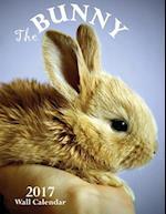 The Bunny 2017 Wall Calendar (UK Edition)