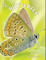 The Butterfly 2017 Wall Calendar (UK Edition)