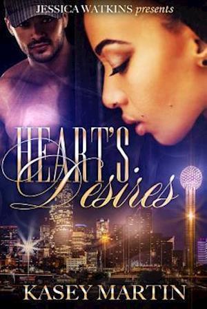 Bog, paperback Heart's Desires af Kasey Martin