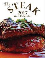 The Steak 2017 Wall Calendar (UK Edition)