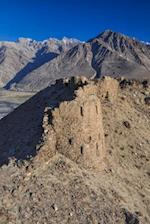 Ancient Fortress Ruins in Pamir Mountains Tajikistan