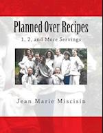 Planned Over Recipes