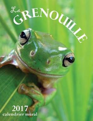 Bog, paperback La Grenouille 2017 Calendrier Mural (Edition France) af Aberdeen Stationers Co