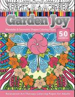 Coloring Books for Grownups Garden Joy af Grownup Coloring Books