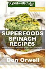 Superfoods Spinach Recipes