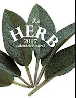 Le Herb 2017 Calendrier Mural (Edition France)
