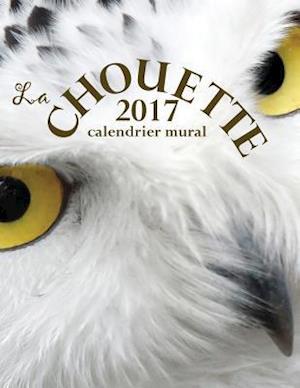 Bog, paperback La Chouette 2017 Calendrier Mural (Edition France) af Aberdeen Stationers Co