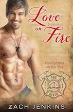 Love on Fire af Zach Jenkins
