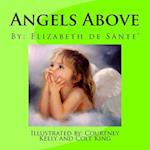 Angels Above af Elizabeth De Sante'
