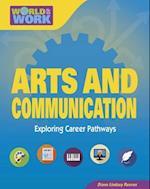 Arts & Communication (Bright Futures Press World of Work)