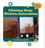 Filming Stop-Motion Animation (21st Century Skills Innovation Library Makers As Innovators)