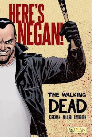 Bog, hardback The Walking Dead: Here's Negan af Charlie Adlard
