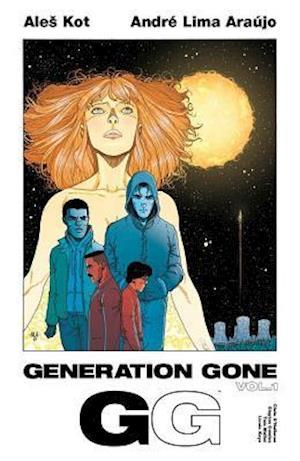 Bog, paperback Generation Gone Volume 1 af Ales Kot