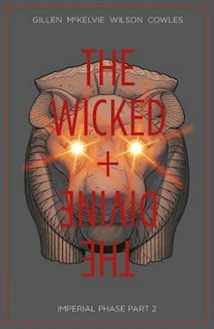 Bog, paperback The Wicked + the Divine 6 af Kieron Gillen