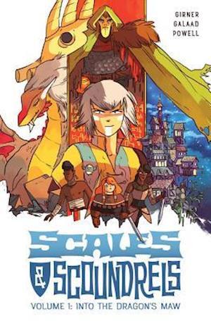Bog, paperback Scales & Scoundrels 1 af Sebastian Girner