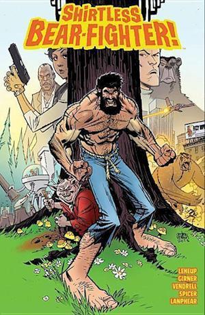 Bog, paperback Shirtless Bear-Fighter af Jody LeHeup