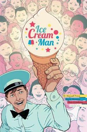 Ice Cream Man 1